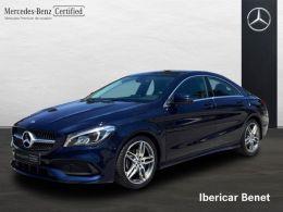 Mercedes Benz Clase CLA segunda mano Málaga