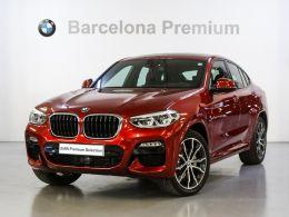 BMW X4 xDrive25d segunda mano Barcelona
