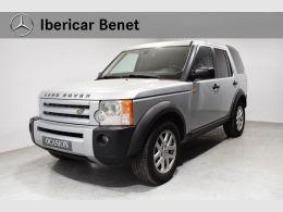 Land Rover Discovery segunda mano Málaga