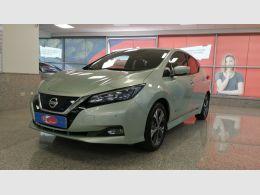 Nissan LEAF 40kWh N-Connecta segunda mano Madrid