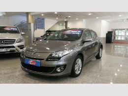 Renault Megane segunda mano Madrid