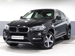 BMW X6 segunda mano Madrid