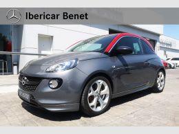 Opel Adam segunda mano Málaga