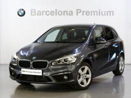 BMW Serie 2 Active Tourer segunda mano Barcelona