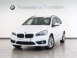 BMW Serie 2 Active Tourer 218i segunda mano Barcelona