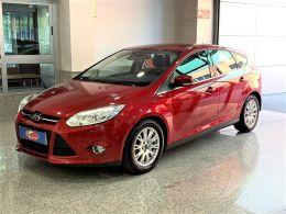 Ford Focus 1.6 TDCi 115cv Titanium segunda mano Madrid