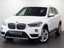 BMW X1 segunda mano Madrid