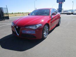 Alfa Romeo Giulia 2.2 Diesel 132kW (180CV) Super AT segunda mano Madrid