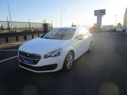 Peugeot 508 Active 1.6 BlueHDi 120 EAT6 segunda mano Madrid