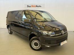 Volkswagen Transporter segunda mano Madrid