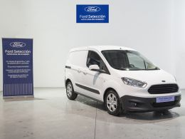 Ford Transit Courier segunda mano Madrid