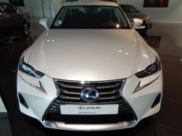 Lexus IS segunda mano Madrid