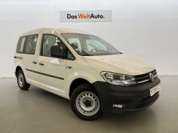 Volkswagen Caddy segunda mano Madrid