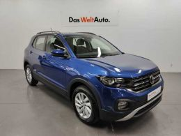 Volkswagen T-Cross segunda mano Madrid