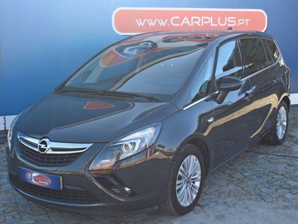 Opel Zafira Tourer segunda mão Porto