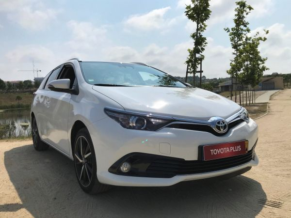 Toyota Auris Touring Sports segunda mano Castelo Branco