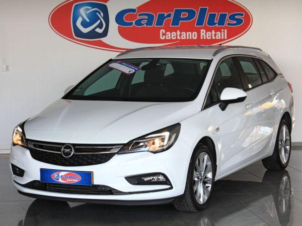 Opel Astra segunda mão Braga