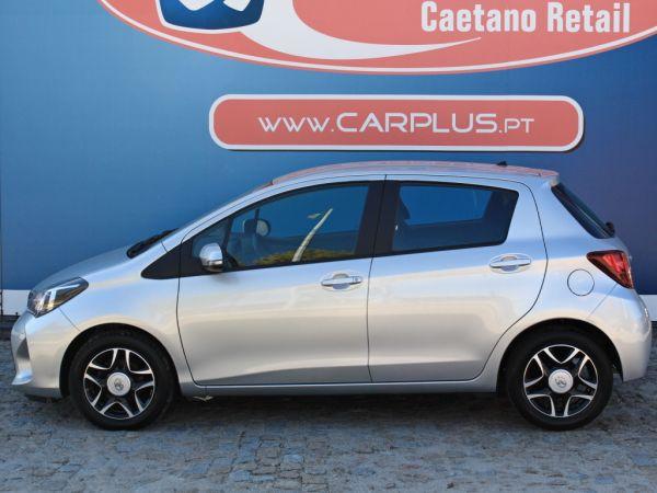 Toyota Yaris 1.4D Comfort usado (Porto)