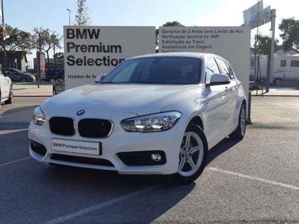 BMW Serie 1 segunda mano Lisboa
