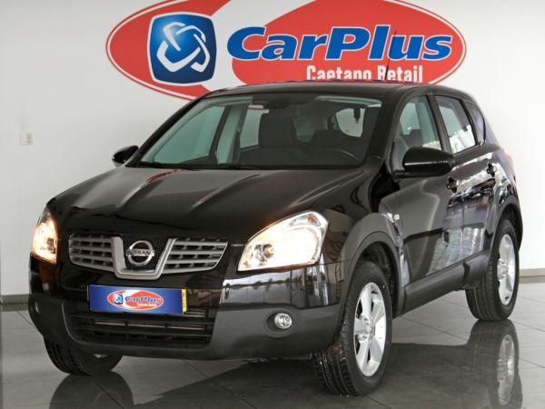 Nissan Qashqai segunda mão Braga