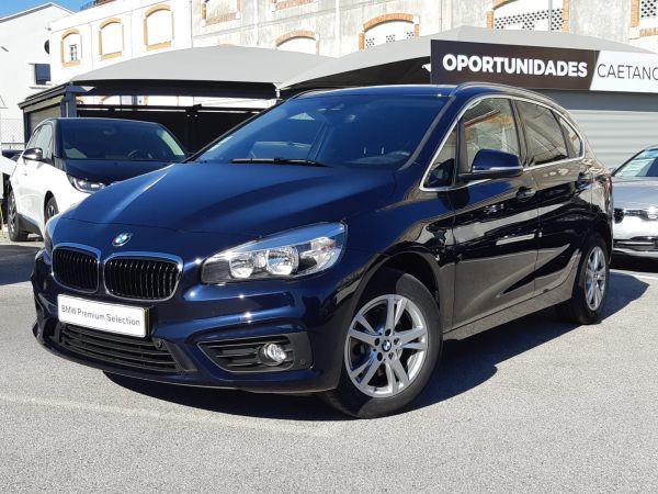 BMW Serie 2 Active Tourer segunda mano Lisboa