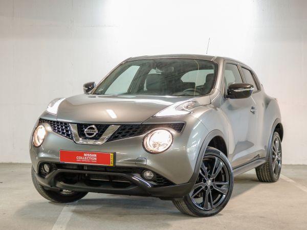 Nissan JUKE segunda mano Lisboa