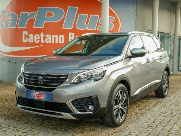 Peugeot 5008 segunda mão Lisboa