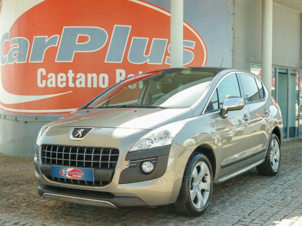 Peugeot 3008 segunda mão Lisboa
