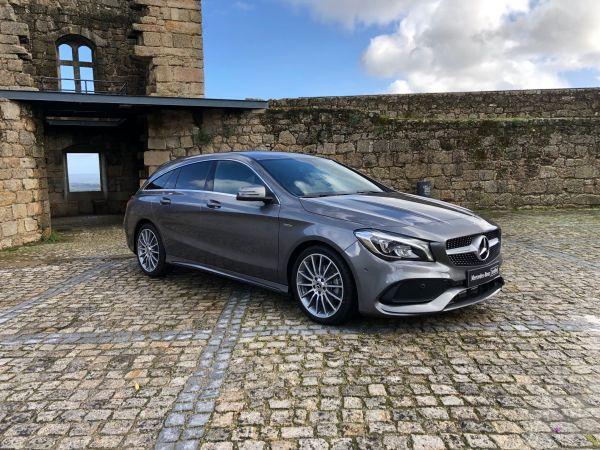 Mercedes Benz Classe CLA segunda mano Castelo Branco