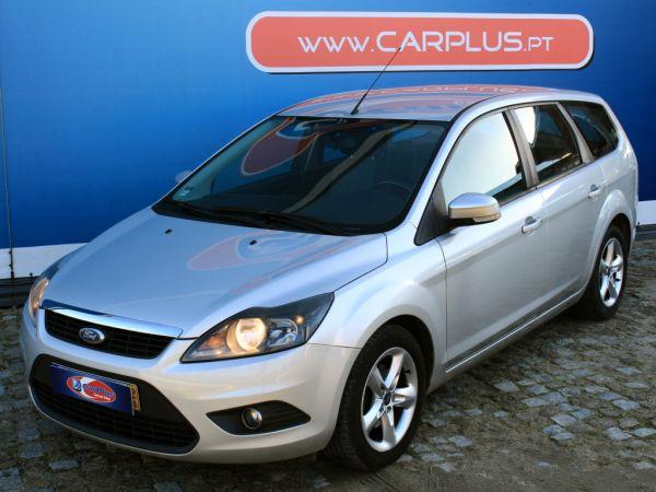 Ford Focus segunda mão Porto