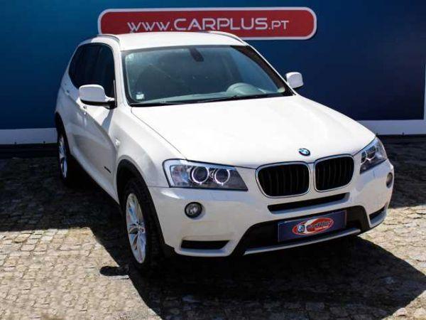 BMW X3 segunda mão Braga