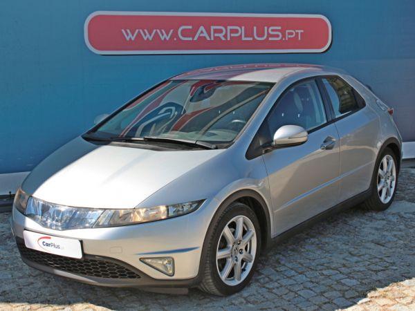 Honda Civic segunda mão Porto