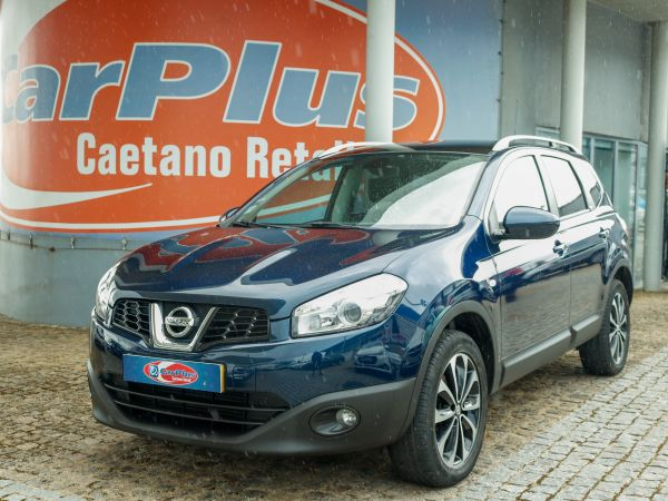 Nissan Qashqai+2 segunda mão Lisboa