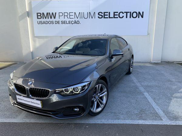 BMW Serie 4 segunda mano Porto