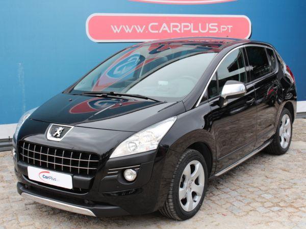 Peugeot 3008 segunda mão Porto