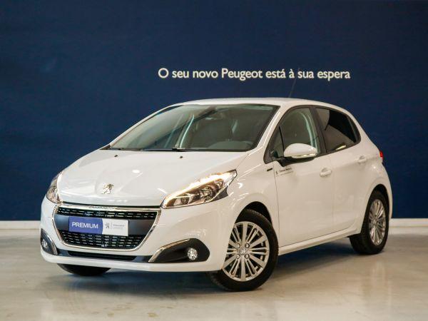 Peugeot 208 segunda mano Setúbal