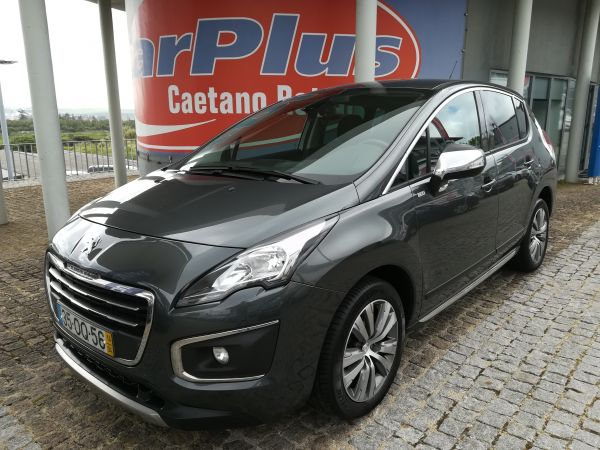 Peugeot 3008 segunda mão Braga