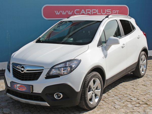 Opel Mokka segunda mão Porto