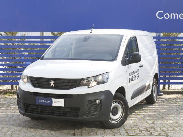 Peugeot Partner segunda mano Lisboa