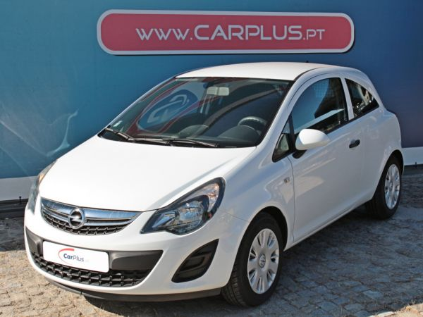 Opel Corsa Van segunda mão Porto