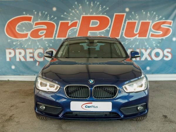 BMW Serie 1 116d Advantage GPS+ Full Lead usado (Lisboa)