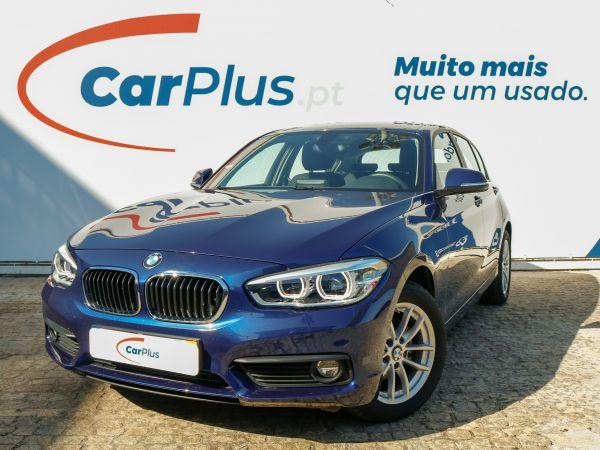 BMW Serie 1 segunda mão Lisboa