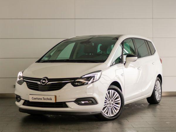 Opel Zafira Tourer segunda mano Setúbal
