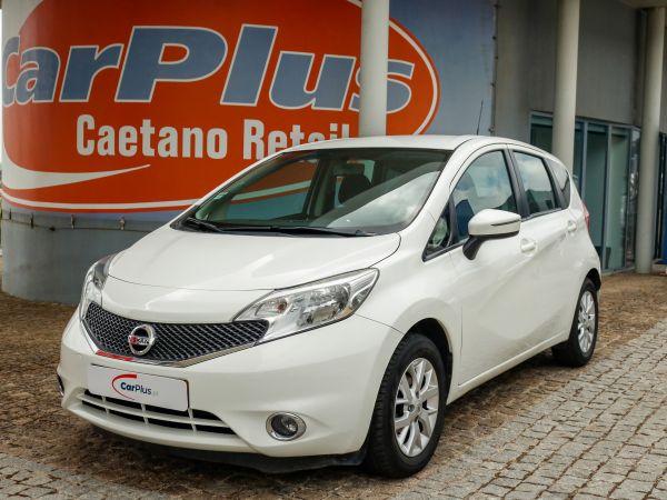 Nissan Note segunda mão Lisboa