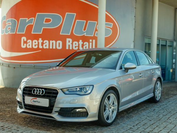 Audi A3 segunda mão Lisboa
