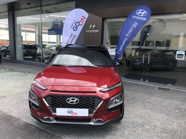 Hyundai Kauai segunda mano Porto
