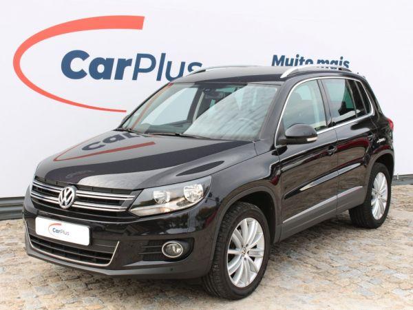 Volkswagen Tiguan segunda mão Porto