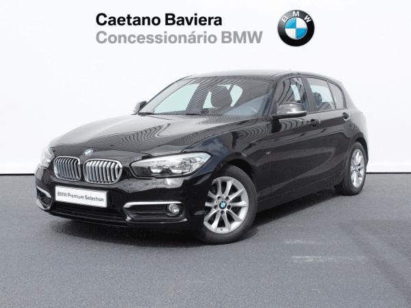 BMW Serie 1 segunda mano Aveiro