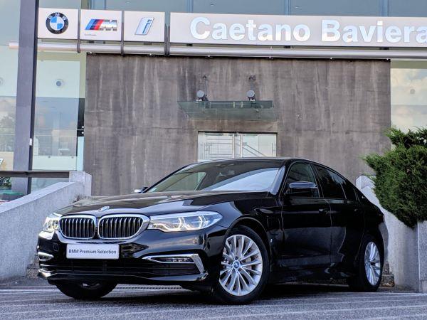 BMW Serie 5 segunda mano Lisboa