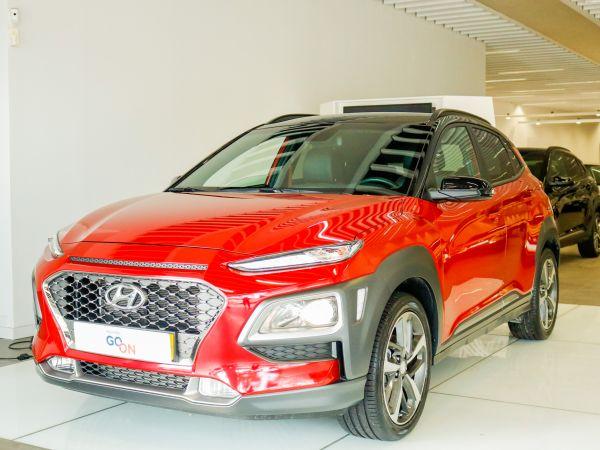 Hyundai Kauai segunda mano Lisboa
